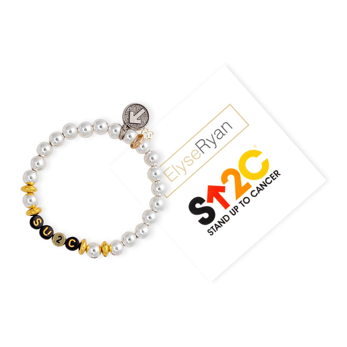 SU2C World Cancer Day SU2C Bracelet