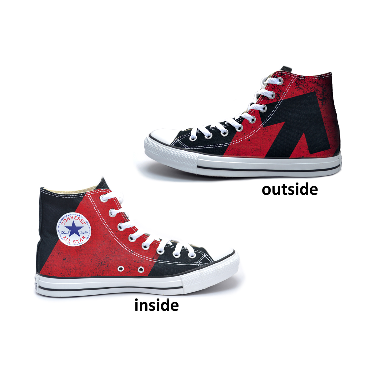 SU2C Discovery Converse All-Star High Top