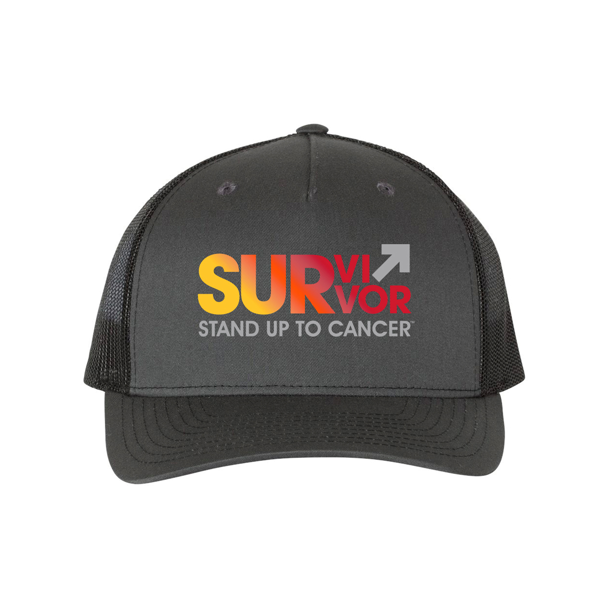 SU2C Survivor Sunrise Trucker Cap