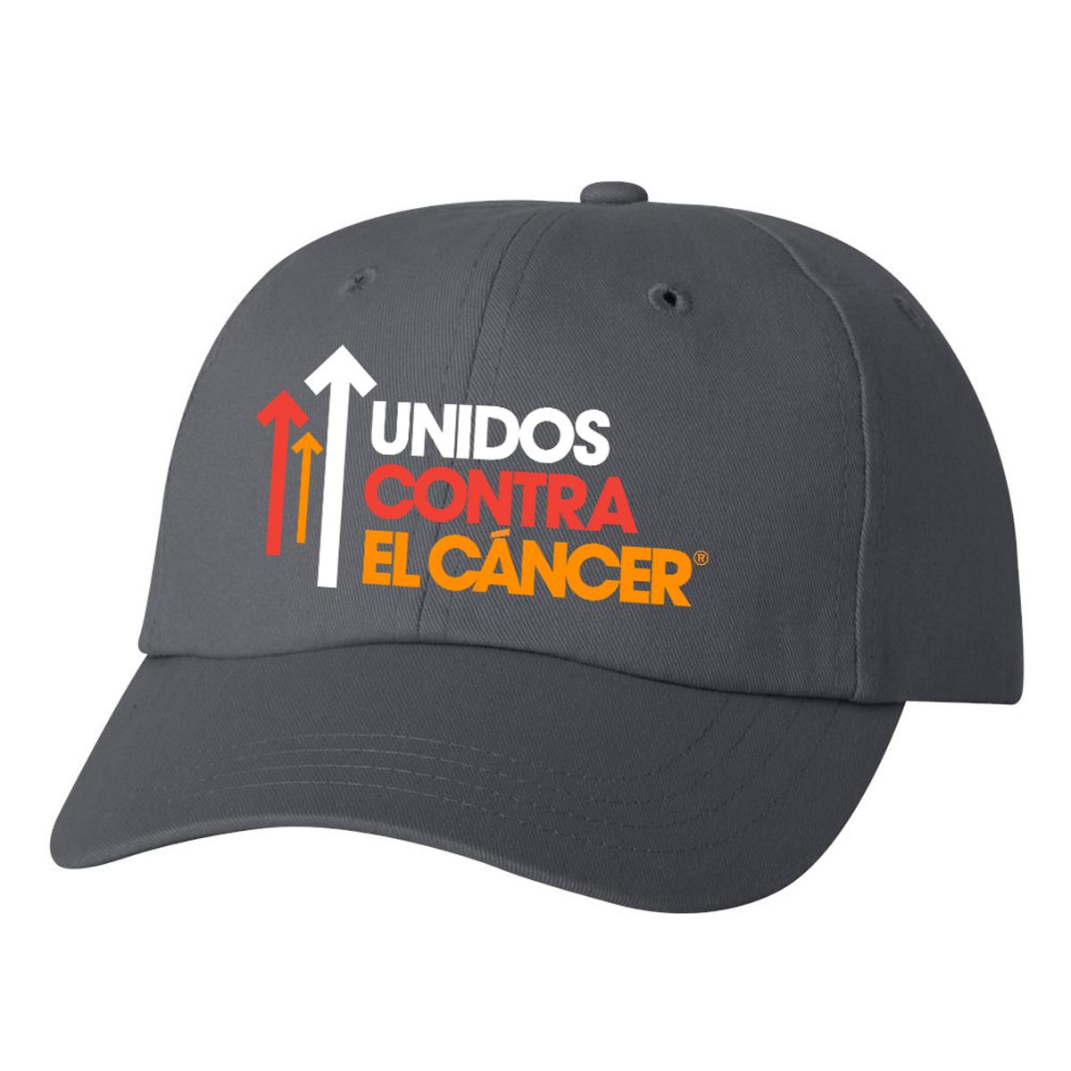 SU2C Unidos Contra El Cancer Baseball Hat
