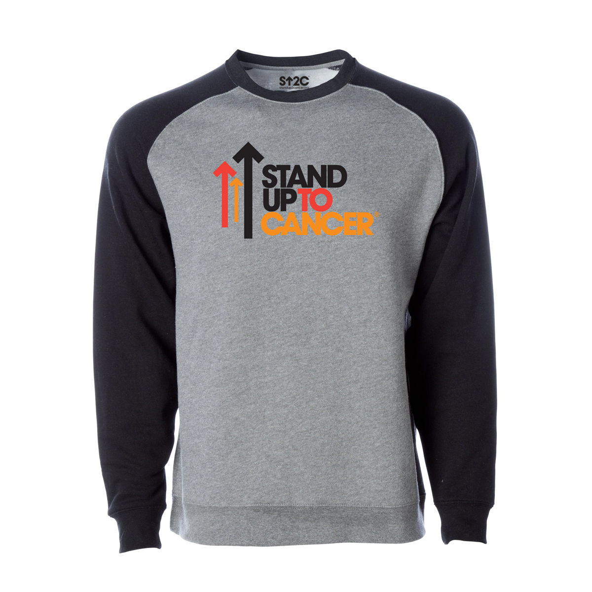 SU2C Full Logo Raglan Sweatshirt