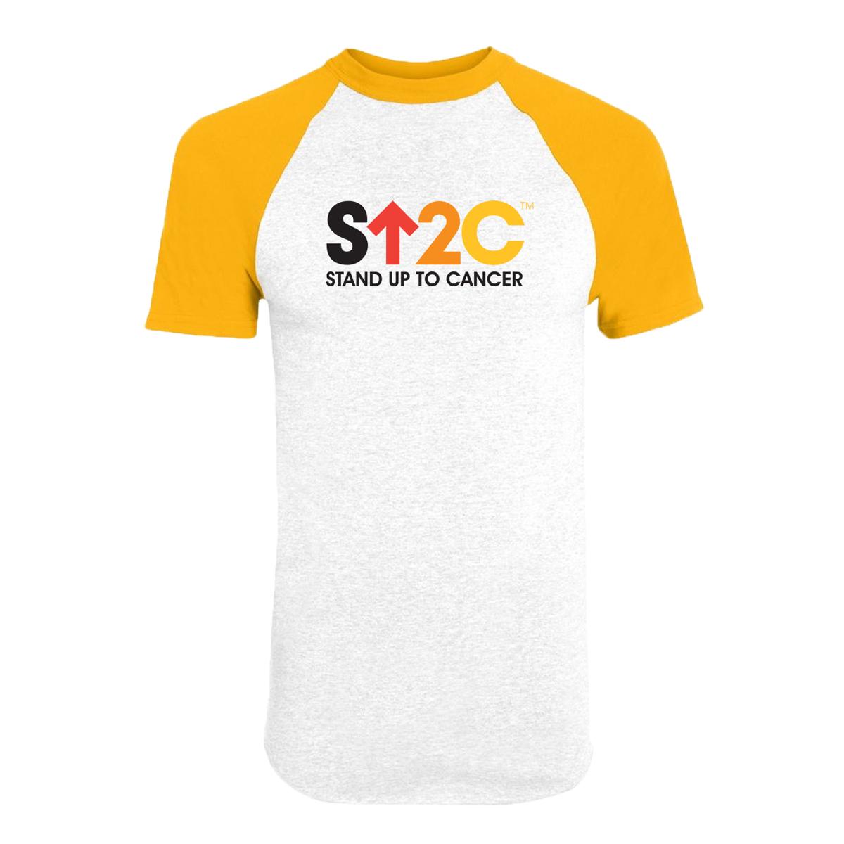 SU2C Short Logo Baseball T-shirt
