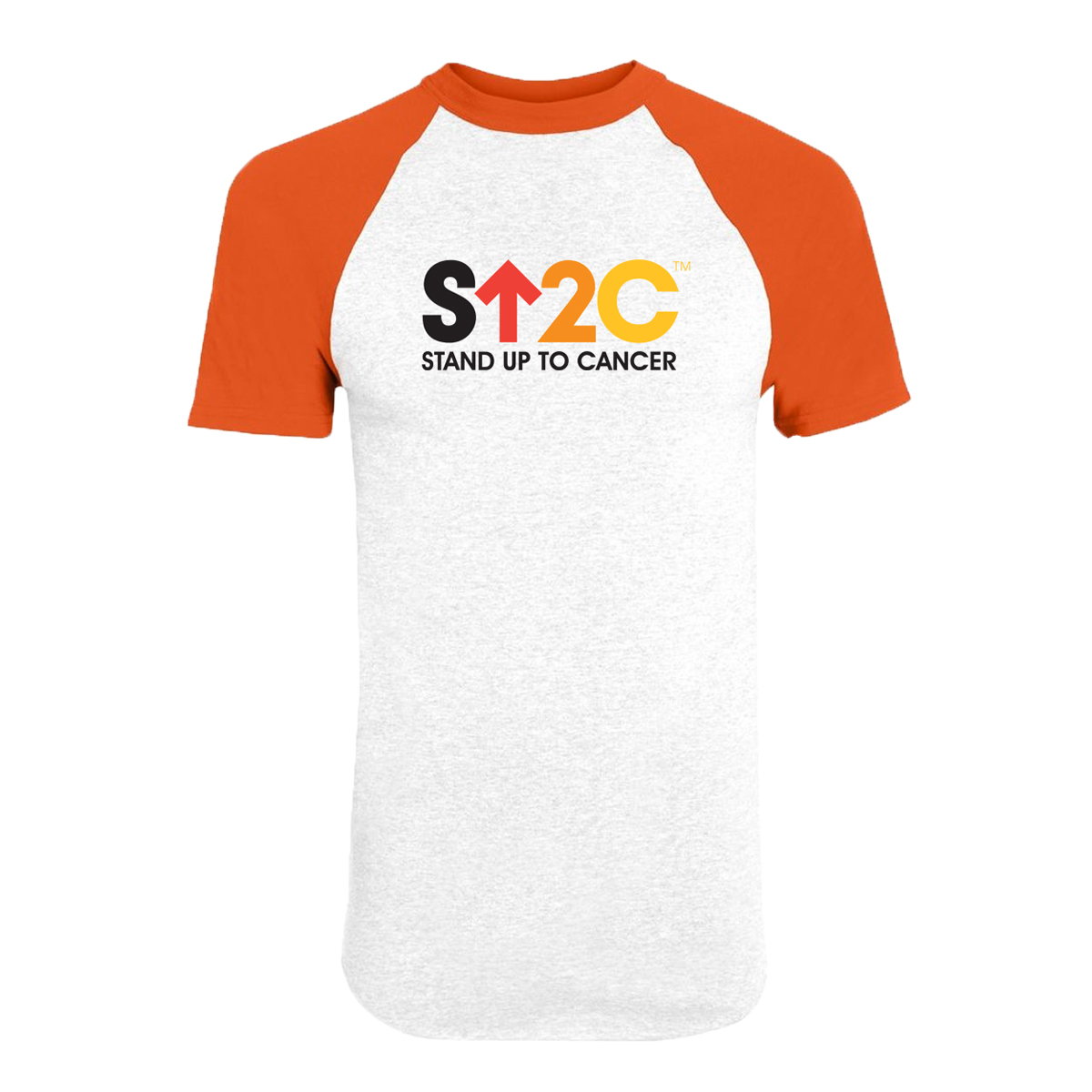 SU2C Short Logo Baseball T-shirt
