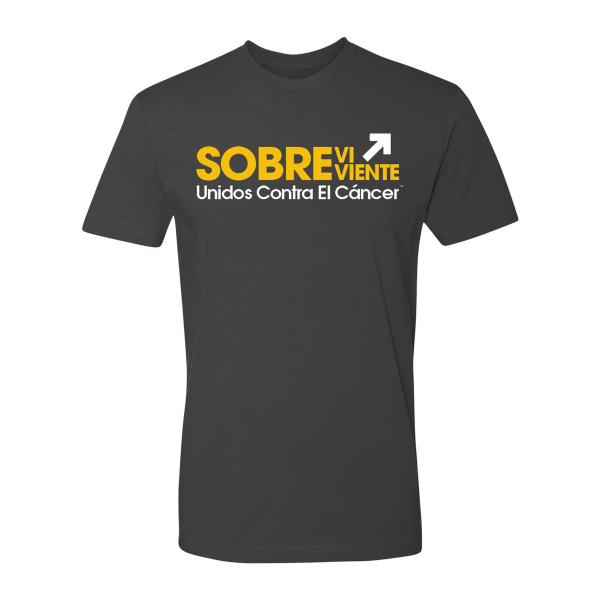 SU2C Sobreviviente Men's T-shirt