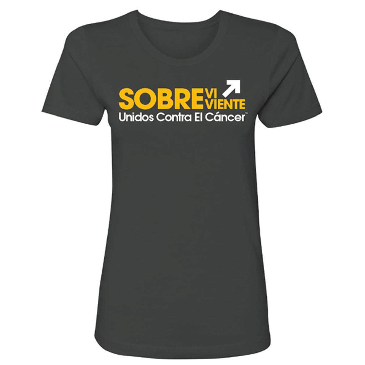 SU2C Sobreviviente Women's T-shirt
