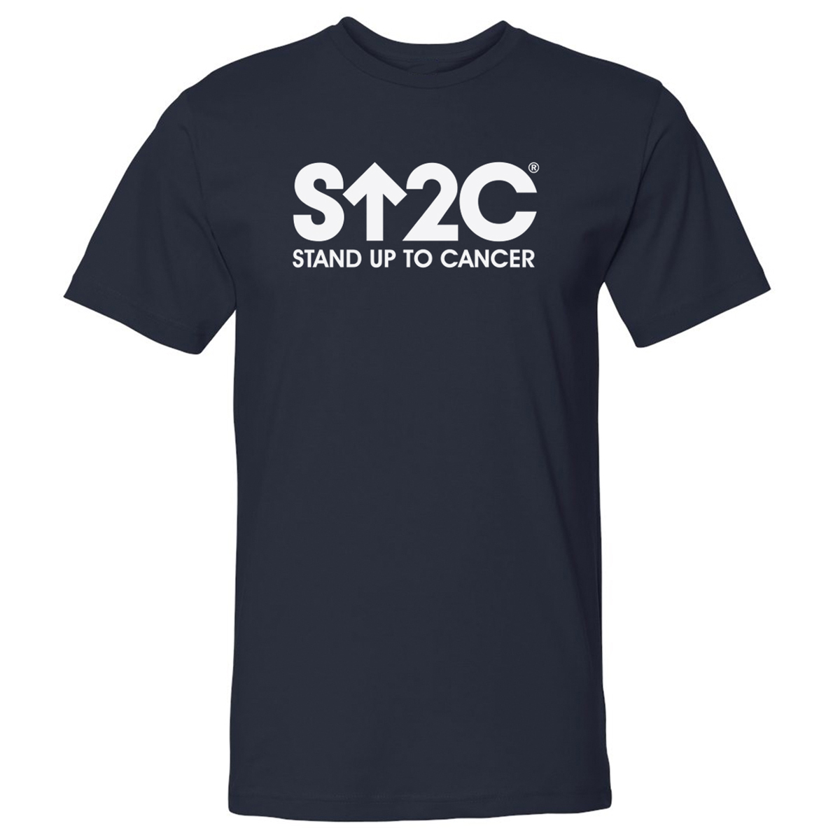 SU2C Short Logo T-Shirt (Navy)