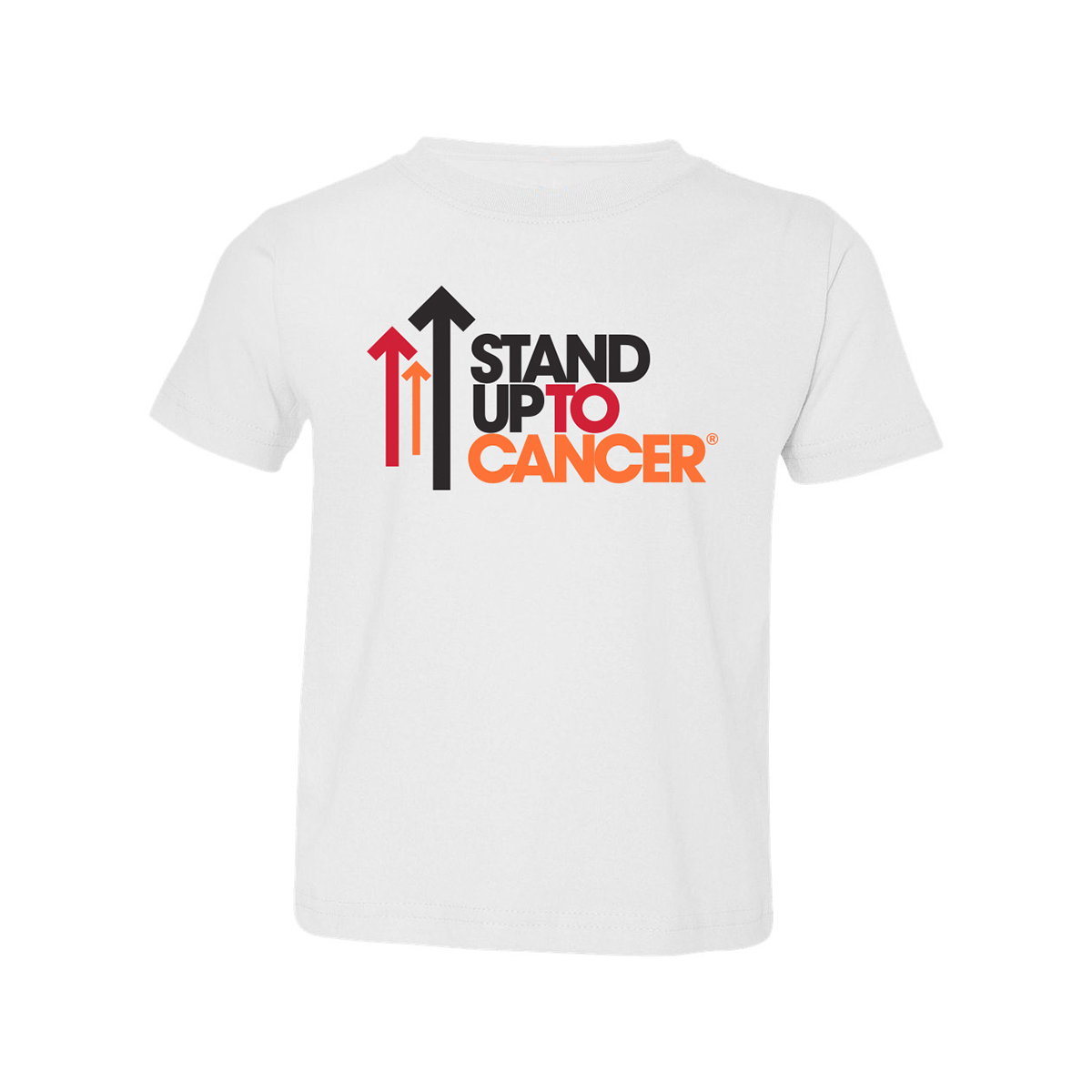 SU2C Full Logo Toddler T-Shirt (White)