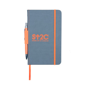 SU2C Pemberly Notebook with Pen