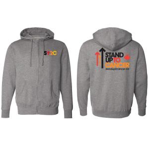 SU2C Canada Hoodie, Grey
