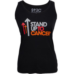 SU2C Women's Full Logo Tank Top