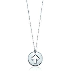 SU2C Alex Woo Sterling Silver Charm Necklace