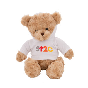 SU2C Plush Teddy Bear