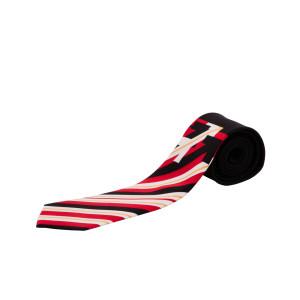 SU2C Geoffrey Beene Silk Tie