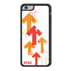 SU2C iPhone 6 cover, Floating Arrows