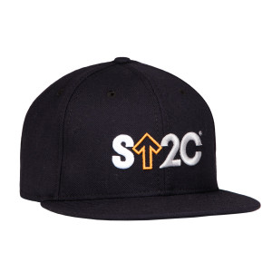 SU2C & New Era Snapback Hat, Navy