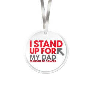 SU2C My Dad Ornament