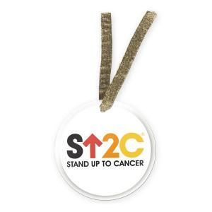 SU2C Short Logo Ornament