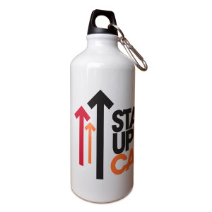 SU2C Full Logo Aluminum Water Bottle