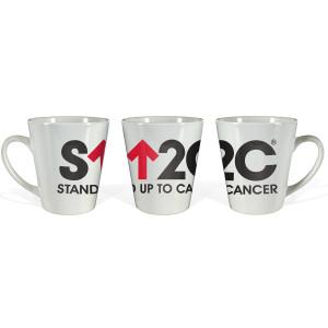 SU2C Short Logo Latte Mug