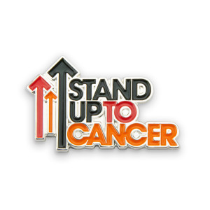 SU2C Full Logo Enamel Pin