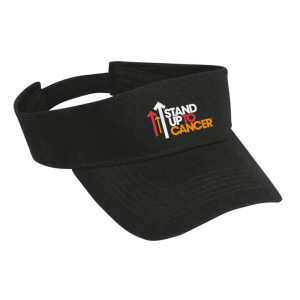 SU2C Full Logo Visor (Black)