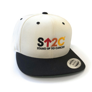 SU2C Short Logo Colorblock Snapback Hat