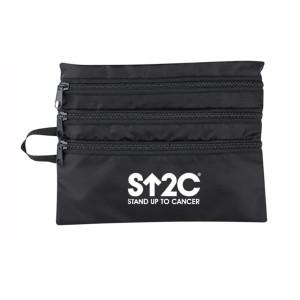 SU2C Travel Zipper Pouch