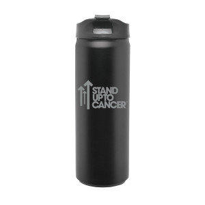 SU2C Full Logo Water Bottle (Black)