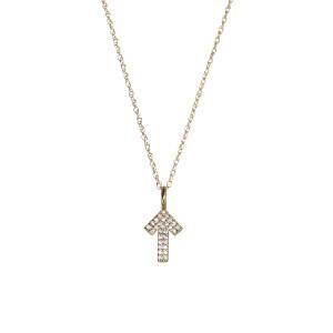 Golden Thread Radiant Courage Necklace