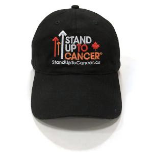 SU2C Canada Logo Baseball Hat (Black)