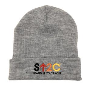 SU2C Short Logo Beanie