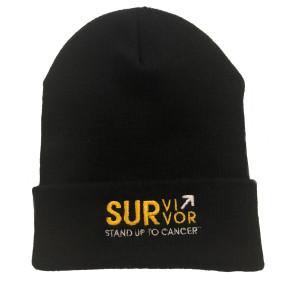 SU2C Survivor Beanie