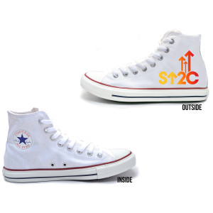 SU2C Breakthrough Converse All-Star High Top
