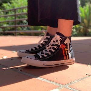 SU2C Champion Converse All-Star High Top