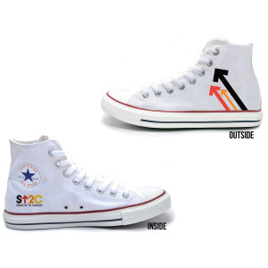 SU2C Victory Converse All-Star High Top