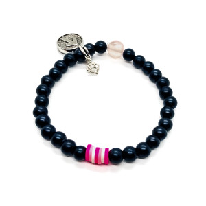 SU2C Breast Cancer WRISTROCK Bracelet