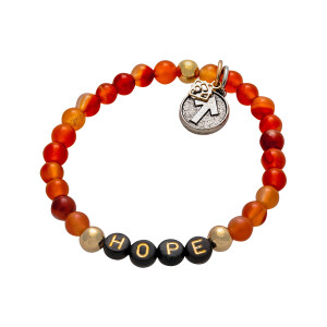 SU2C World Cancer Day HOPE Bracelet