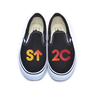 SU2C Breakthrough Vans Classic Slip-On