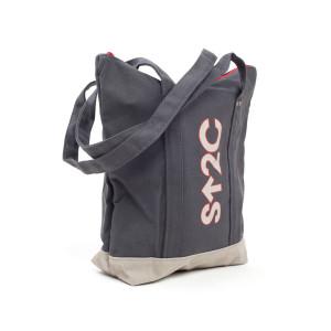 SU2C Short Logo Canvas Tote Bag