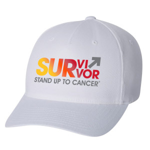 SU2C Survivor Sunrise Flexfit Cap