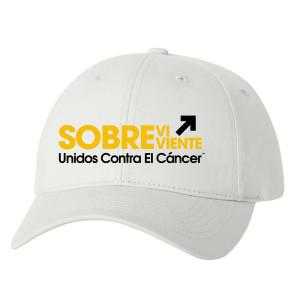 SU2C Sobreviviente Baseball Hat