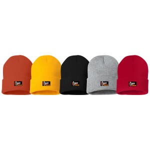 SU2C Full Logo Cuffed Knit Beanie