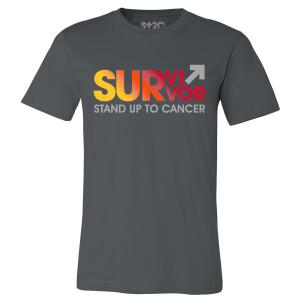 SU2C Survivor Sunrise Unisex T-shirt