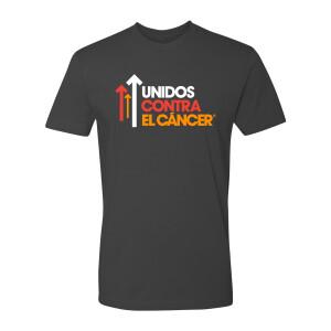 SU2C Unidos Contra El Cancer Men's T-shirt