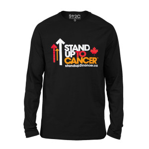 SU2C Full Logo Canada Men's Long Sleeve T-Shirt