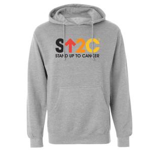 SU2C Short Logo Pullover Hoodie