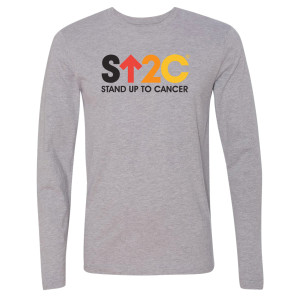 SU2C Short Logo Long Sleeve T-Shirt