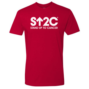 SU2C Short Logo T-Shirt (Red)