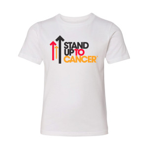 SU2C Full Logo Youth T-Shirt (White)