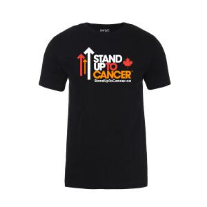SU2C Full Logo Canada T-Shirt